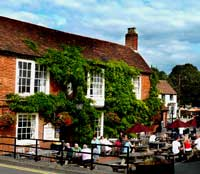 Pen & Parchment Pub at Stratford-on-Avon